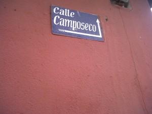 safe house, processions, on the run, Guatemala, Cuba, UK, Calle Camposeco, Antigua,